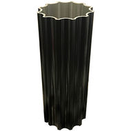 "4"" Decorative Fluted Post - 12'"
