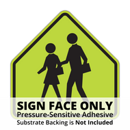 S1-1 School Sign Face