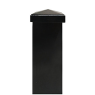 "4"" Monument Cap - Square Posts"