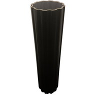 "3"" Decorative Fluted Post - 6'"
