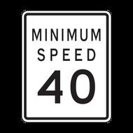 R2-4P Minimum Speed Limit