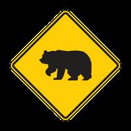 """12"""" W11-16 Bear"""