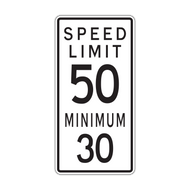 R2-4a Combined Speed Limit