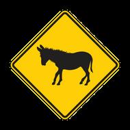 """12"""" W11-19 Donkey"""