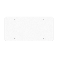 "60"" x 30"" Reflective Sign Blank"
