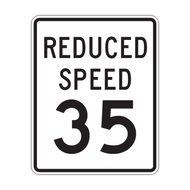 HR2-5b Reduced Speed