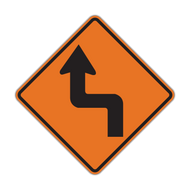 W1-3 Reverse Turn (Construction)