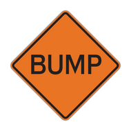 W8-1 Bump (Construction)