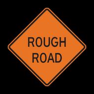 W8-8 Rough Road (Construction)