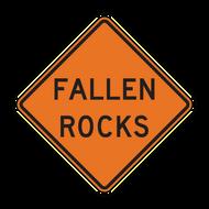 W8-14 Fallen Rocks (Construction)