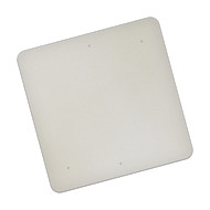 "36"" Universal Punch Aluminum Sign Blank"