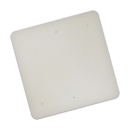 "24"" Universal Punch Aluminum Sign Blank"