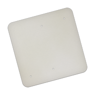 "18"" x 18"" Aluminum Sign Blank - Universal Punch"