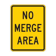 W4-5P No Merge Area