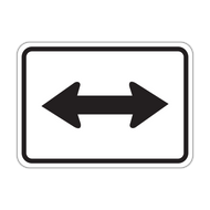 M6-4 Directional Arrow