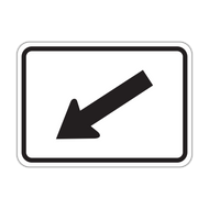 M6-2a Directional Arrow