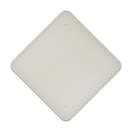 "18"" Diamond Aluminum Sign Blank"