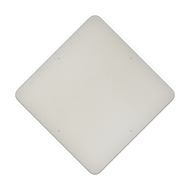"48"" Diamond Aluminum Sign Blank"