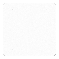 "48"" Square Reflective Sign Blank"