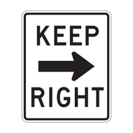 R4-7a Keep Right