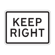 HR4-7P Keep Right