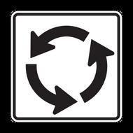 R6-5P Roundabout Circulation