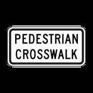 R9-8 Pedestrian Crosswalk