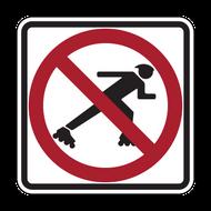 R9-13 No Skaters