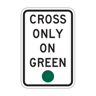 R10-1 Cross Only on Green
