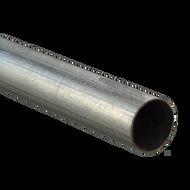 """12' x 2 3/8"""" OD Galvanized Steel Round Post"""