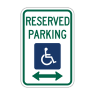 R7-8 Reserved Parking for Persons with Disabilities