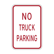 HR7-117 No Truck Parking