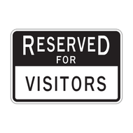HR7-135 Reserved for Visitors