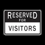 HR7-135 Reserved for Visitors