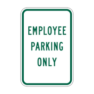 EPO Employee Parking Only