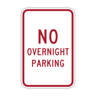 NOP No Overnight Parking