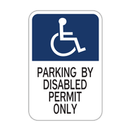 PDP Handicapped Parking by Disabled Parking Only