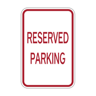 RP Reserved Parking