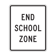 S5-2 End School Zone