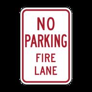 HR8-31 No Parking Fire Lane