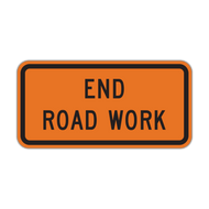 G20-2 End Road Work