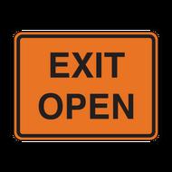 E5-2 Exit Open