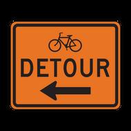 M4-9c Bike Detour