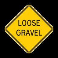 W8-7 Loose Gravel