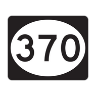 M1-5 State Route Sign (3 digits)