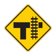 W10-4 Railroad Advance Warning