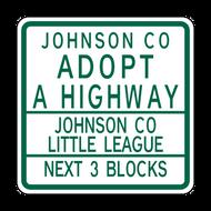 AHA Adopt a Highway