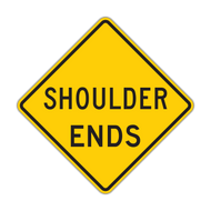 W8-25 Shoulder Ends