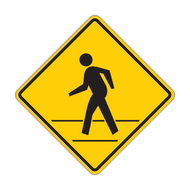 HW11A-2 Pedestrian Advance