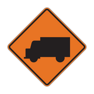 W11-10 Truck (Construction)